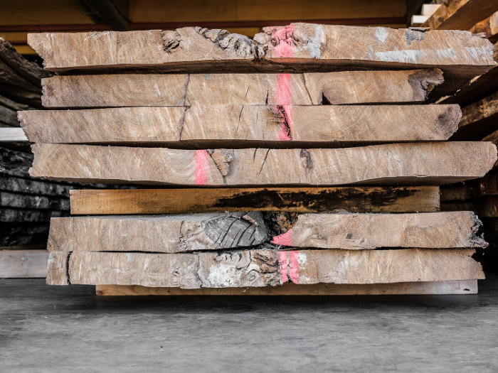 Internationaler Holzhandel